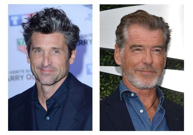 Ces acteurs aux cheveux gris sont canons