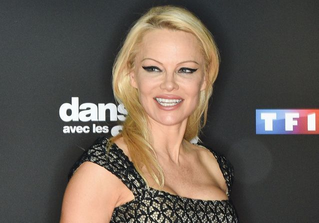 Coiffures Pamela Anderson : d'« Alerte à Malibu » à  « Danse avec les Stars »