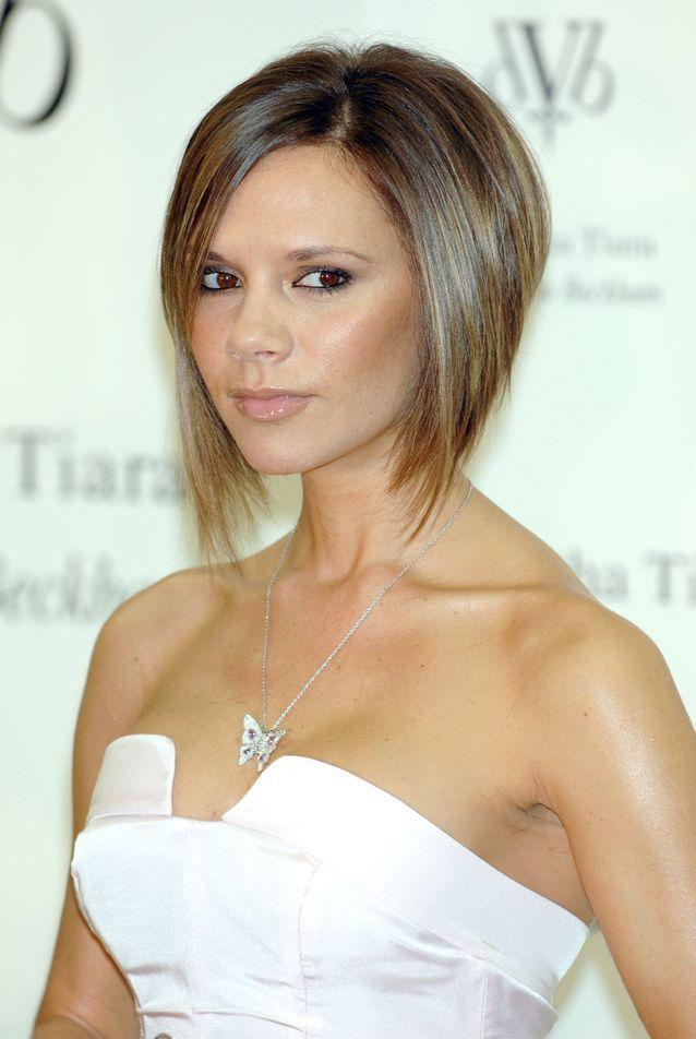 Les plus belles coiffures de Victoria Beckham - Elle