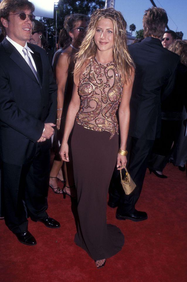 La coiffure bohème de Jennifer Aniston (1999)