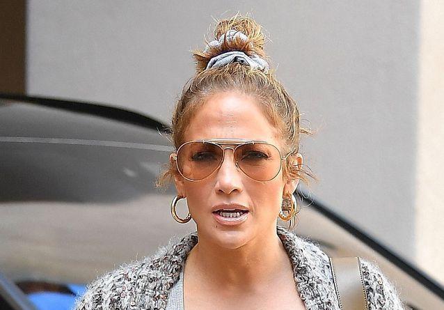 Jennifer Lopez : cette coiffure cool qu'elle ne quitte plus