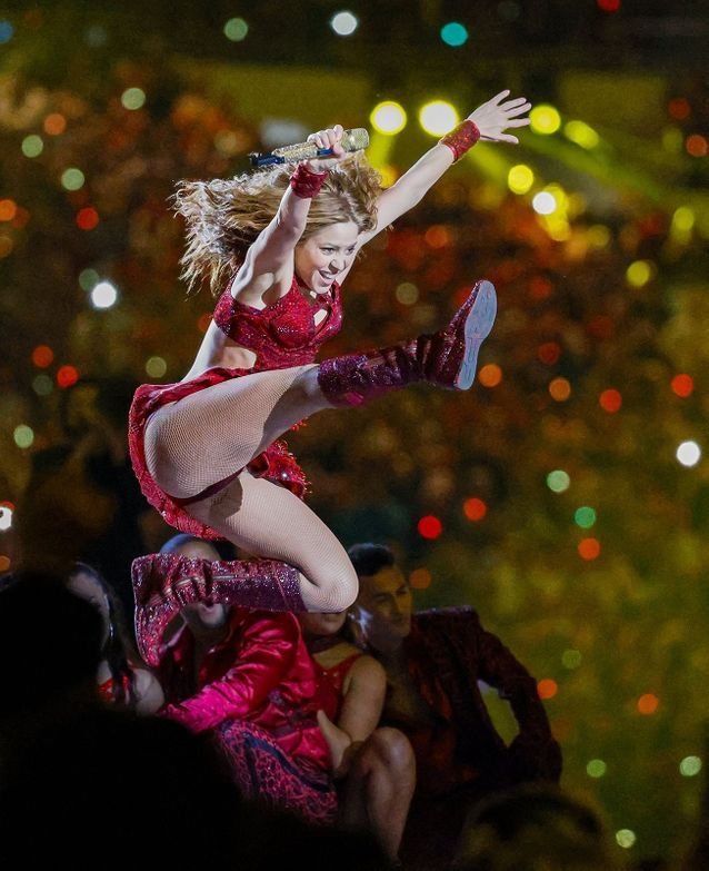 Shakira au Superbowl 2020