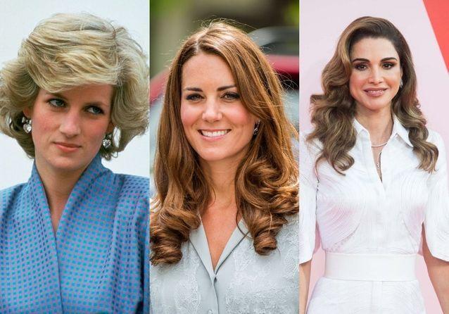 Les coiffures signatures de la royauté à travers le monde