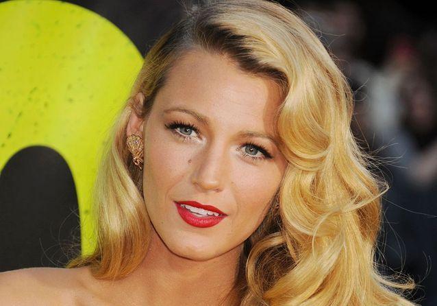 Les plus belles coiffures de Blake Lively
