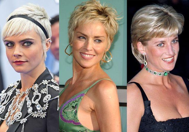 Les Plus Beaux Cheveux Courts De Tous Les Temps Elle