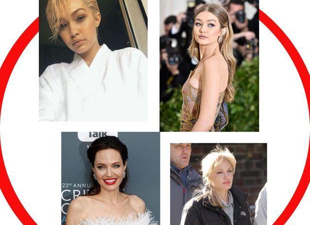 Avant/après : ces stars portent des perruques et sont méconnaissables
