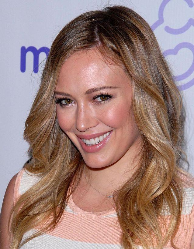 Le blond-châtain d'Hilary Duff