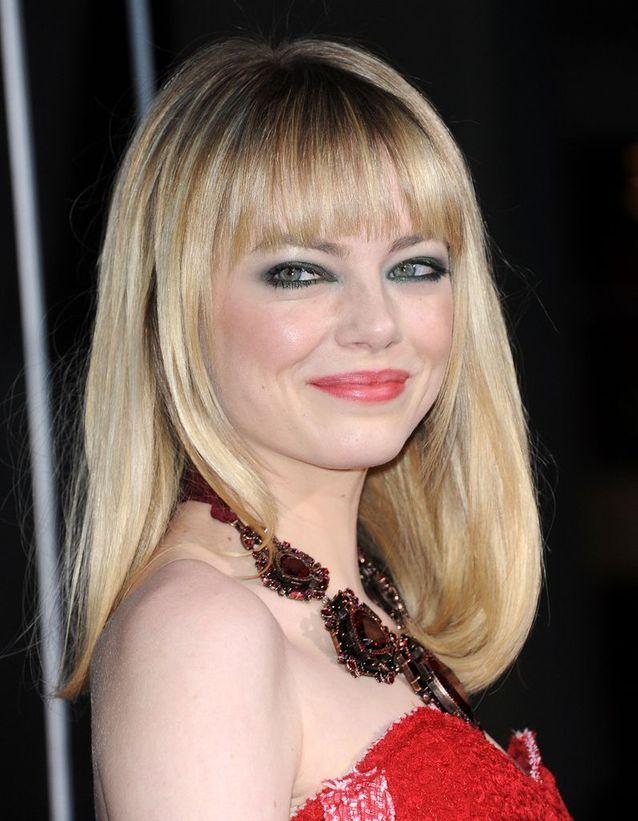 Le blond méché d'Emma Stone