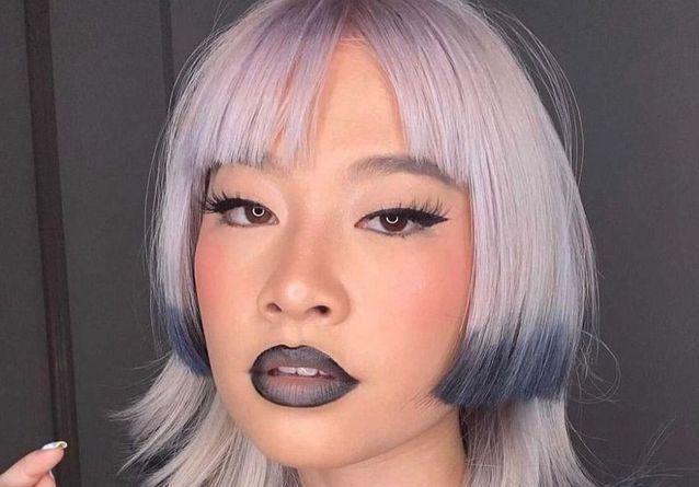 Cette coiffure aux allures japonaises est la favorite de la nouvelle génération