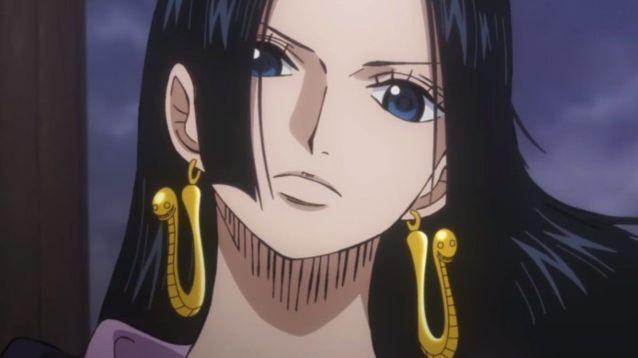 Hime Cute dans l'animé One Piece