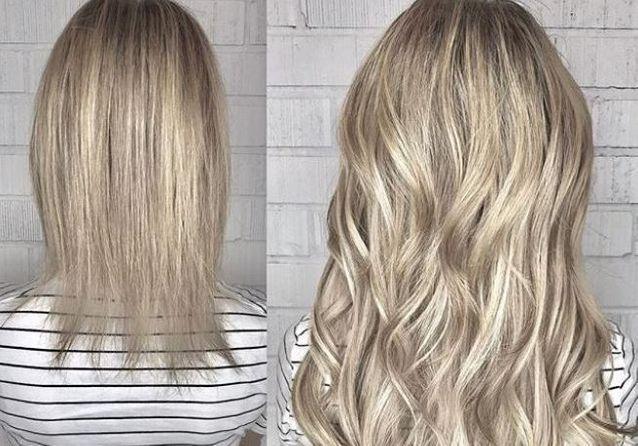 Cheveux : ces avant/après vont vous donner envie d'avoir des extensions capillaires