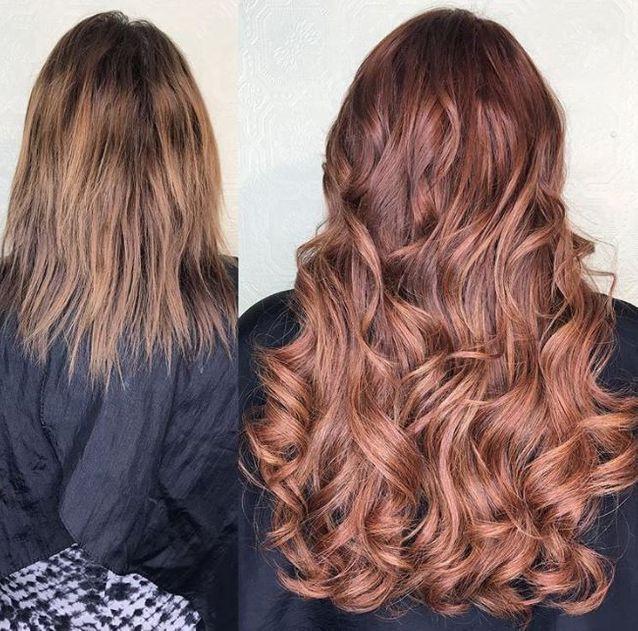 Extension cheveux europeen