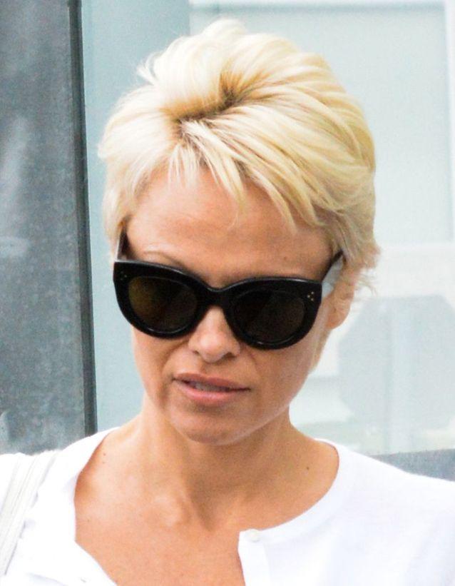 Pamela Anderson : la coupe de la maturité
