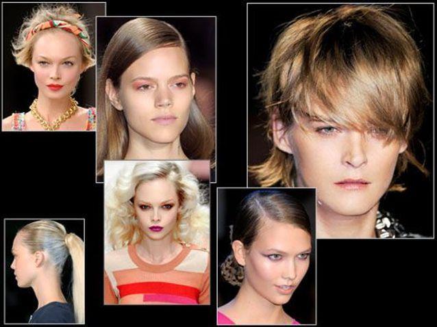Cheveux : les looks gagnants pour le printemps
