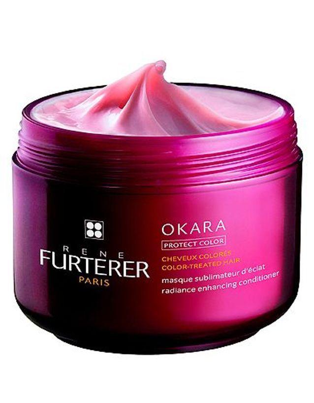 Beaute soin cheveux coiffure masque Okara rene furterer