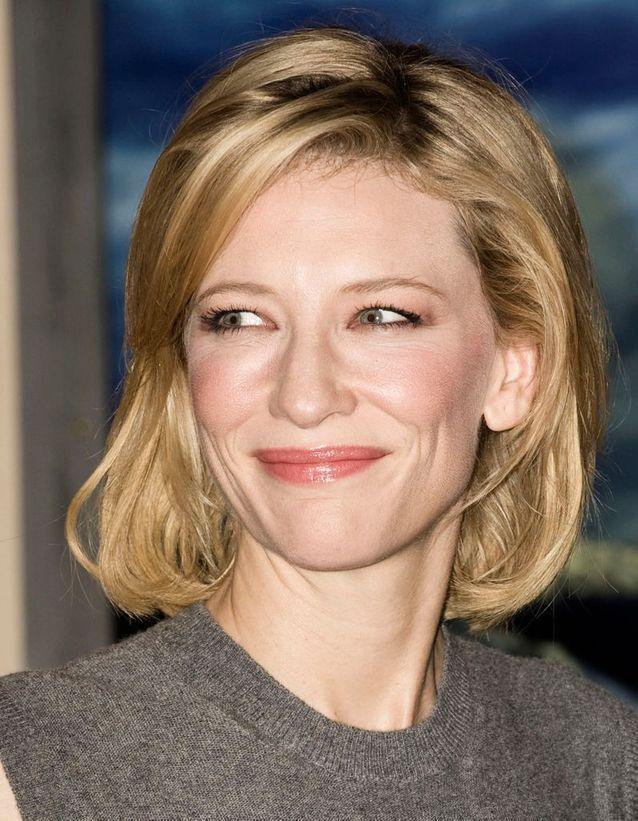 Le carré sage de Cate Blanchett