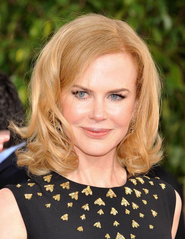 Le carré vénitien de Nicole Kidman