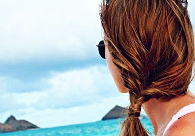 Comment les filles stylées se coiffent à la plage
