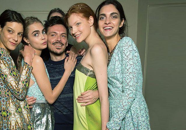 Défilés : la Fashion Week de Londres côté backstage