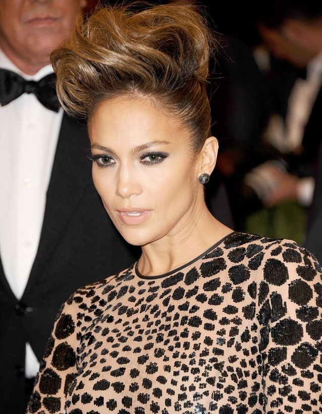La coque wavy de Jennifer Lopez