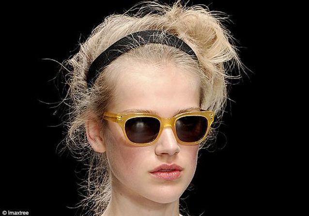 Fashion week Londres été 2011 : les coiffures