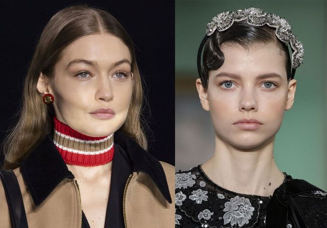Les plus belles coiffures de la Fashion Week de Londres