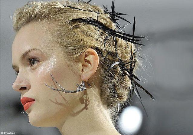 Fashion week New-York printemps-été 2012 : les coiffures