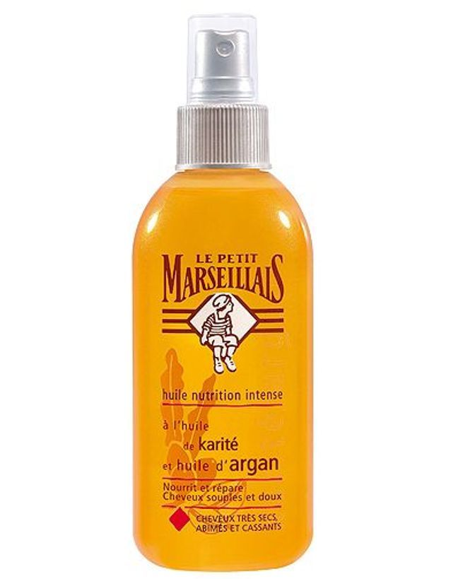 Beaute shopping soin tendance cheveux petit marseillais spray