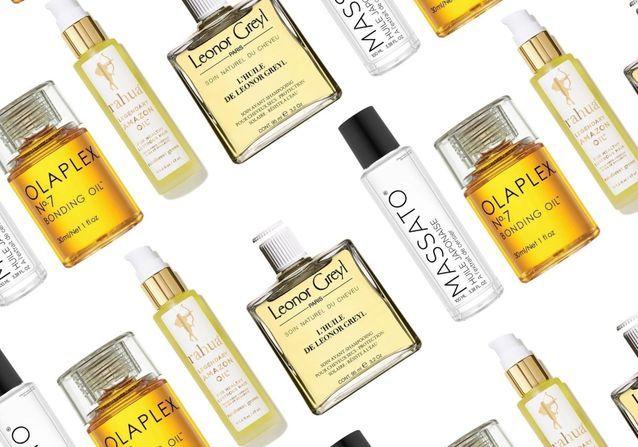 Les meilleures huiles pour nos cheveux