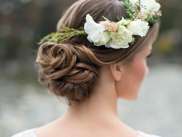 Les plus jolies coiffures de mariée pour s\u0027inspirer