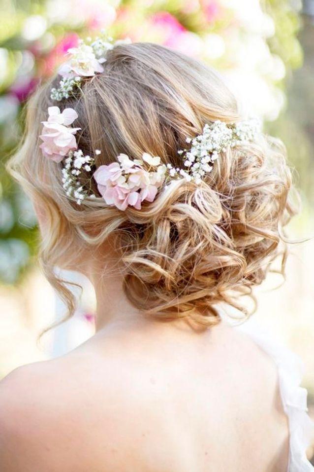 Coiffure de mariée champêtre , Les plus jolies coiffures de