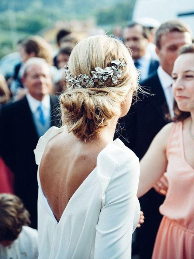 Coiffure de mariée tendance 2016