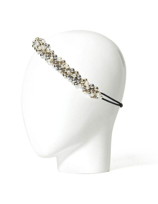 Le headband à perles de Zara