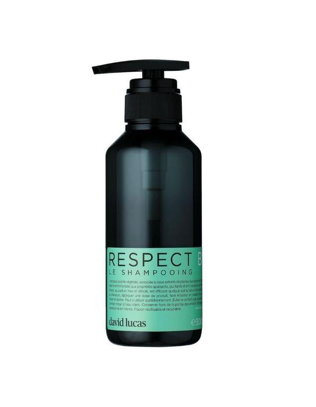 Le Shampoing Respect, David Lucas