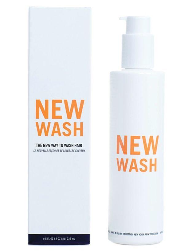 New Wash, Hairstory, 40 Dollars les 236 ml (environ 36€)