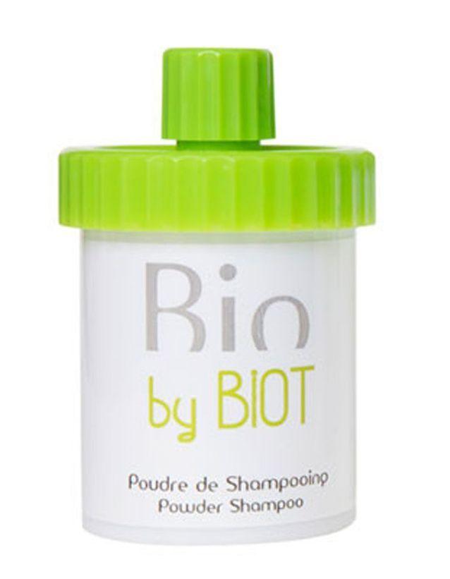 Poudre de Shampoing, Bio by Biot