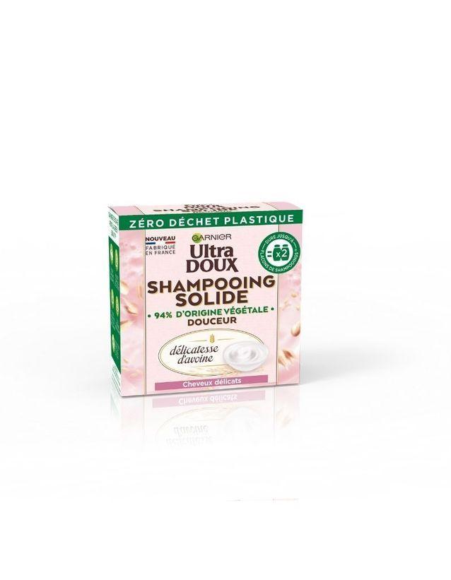 Shampoing solide Douceur, Ultra Doux, Garnier