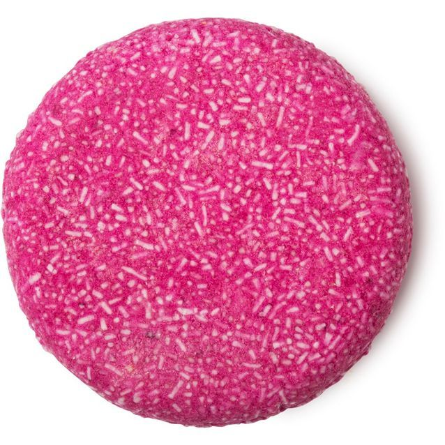 Shampoing solide, Lush