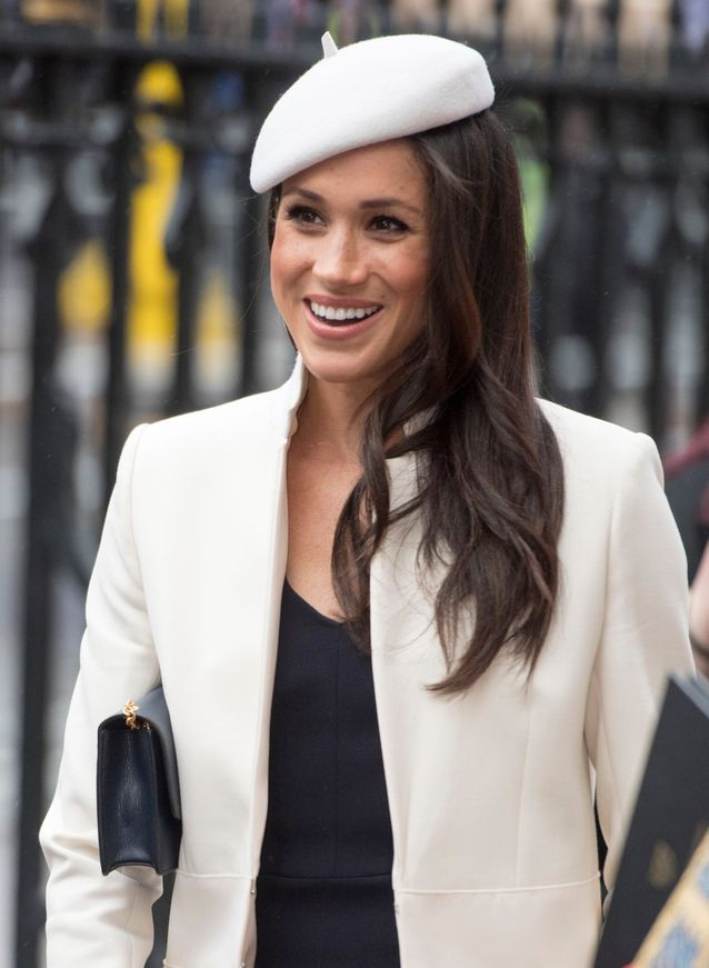 Side hair   Meghan Markle