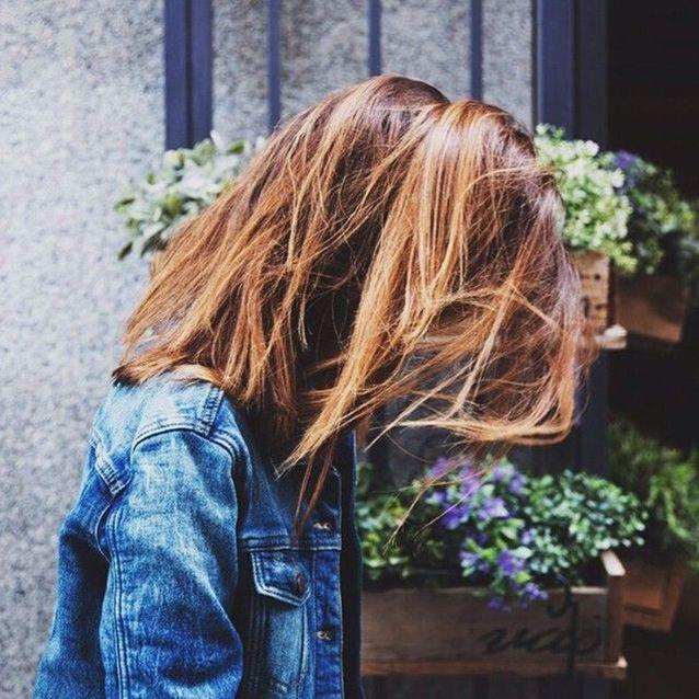 Le sombré hair glossy