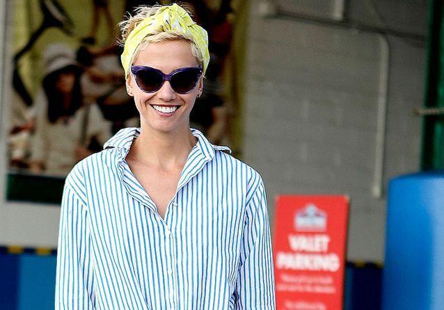 Street style coiffure : comment elles portent le foulard