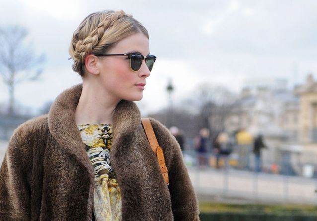 Street style coiffure : toutes en tresses !