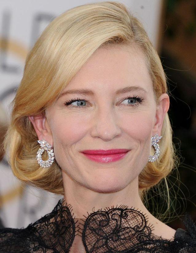 """Cate Blanchett : """"J'aurais trop peur des effets sur le long terme"""""""