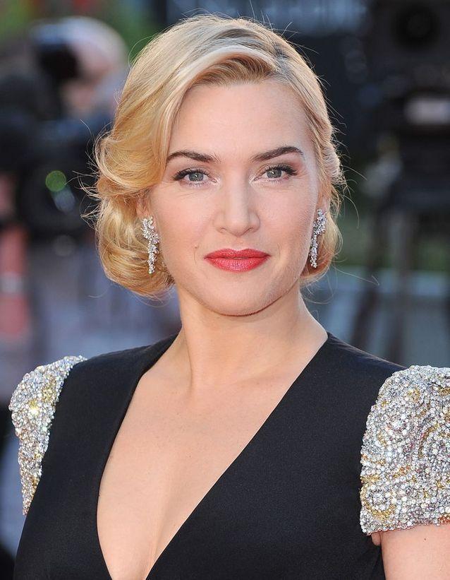 """Kate Winslet : """"Je ne veux pas figer les expressions de mon visage"""""""