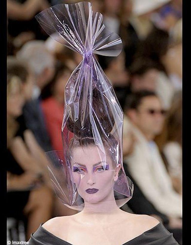 Beaute tendance defiles defiles coiffure cheveux Dior
