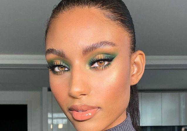 Halo Eyes : cette tendance make-up qu'on adopte pour la rentrée