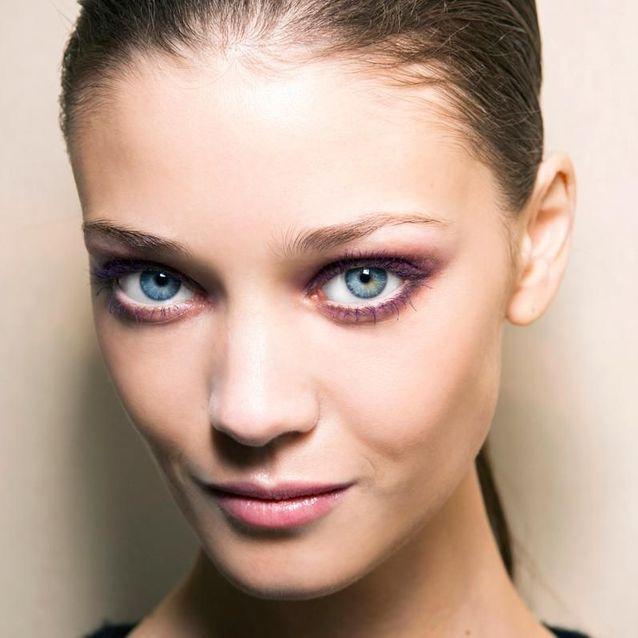 Tuto : comment maquiller des yeux bleus