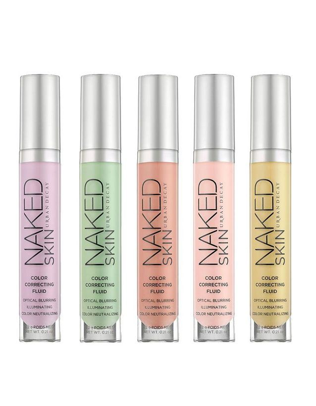 Naked Skin Color, Correcting Fluid, 23 €