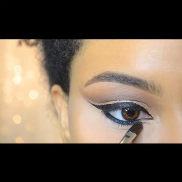 Le tuto maquillage sourcils de Brittney aka Elenore @napturalelenore