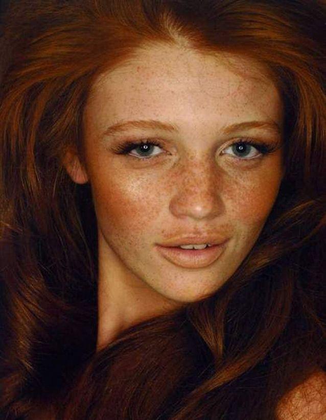 Le maquillage naturel pour les rousses